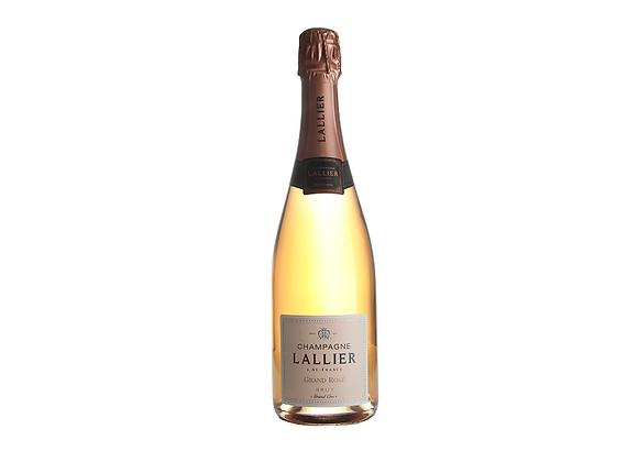 Champagne Lallier - Rosé