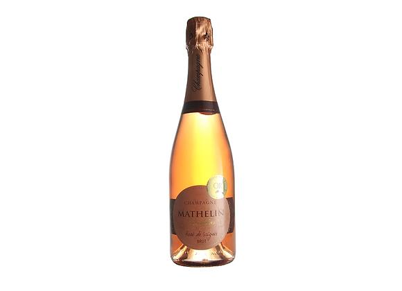 Champagne Mathelin - Rose de Vigne