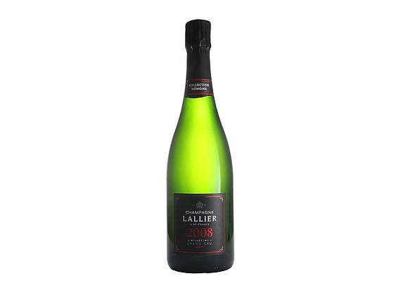 Champagne Lallier - Millésime 2008