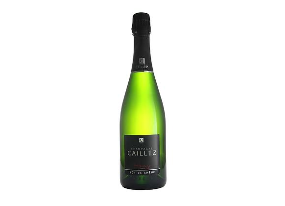 Champagne Caillez Héritage - 2011 - Fût de Chêne