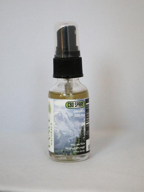 CBD Oral Spray 500mg