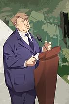 キャラクター政治家