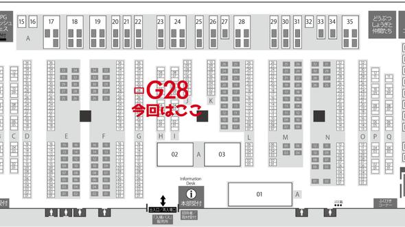 ゲームマーケット 2019大阪