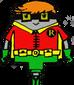 Pogo Robin