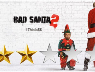 Very Bad Bad Santa 2 Review at Comiccrusaders.com