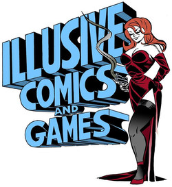 Illusive Comics and Games
