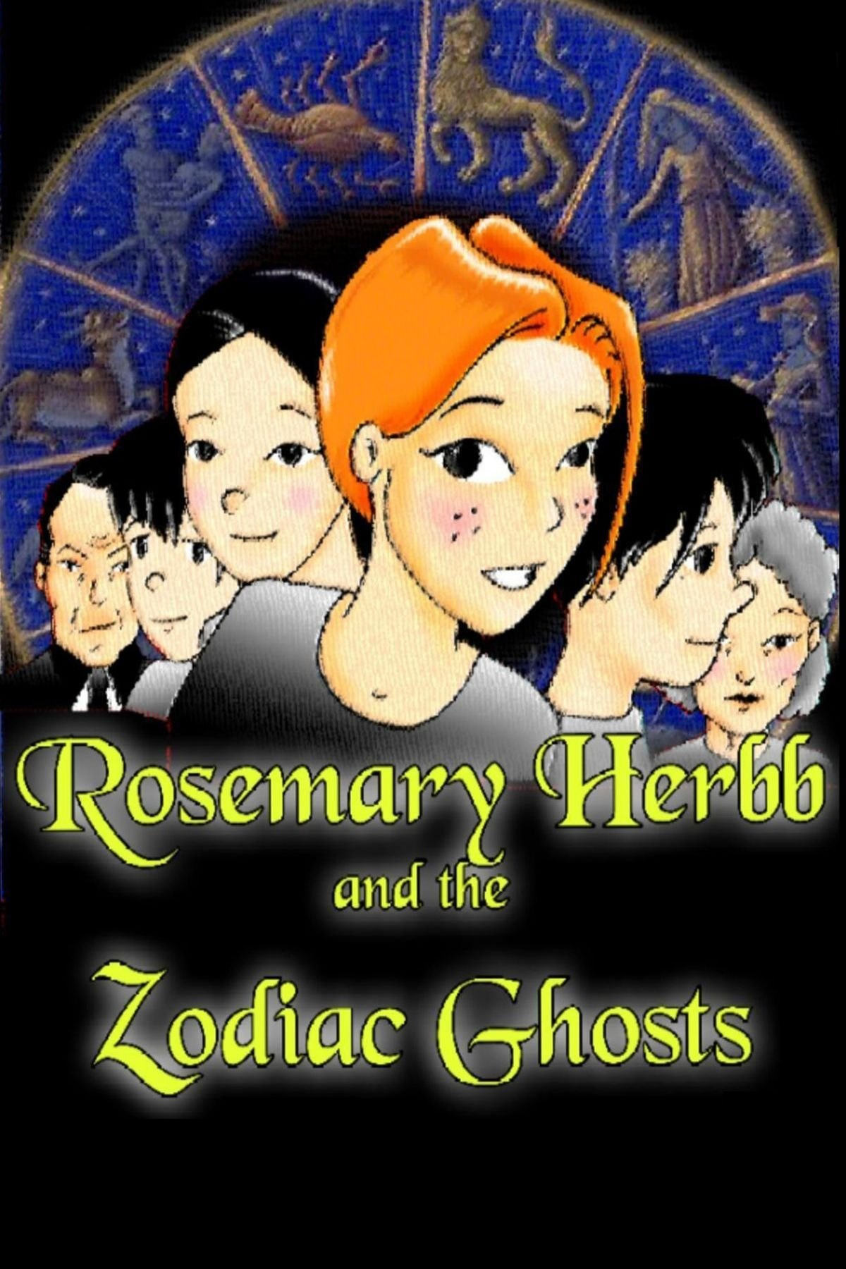 Rosemary Herbb and the Zodiac Ghosts