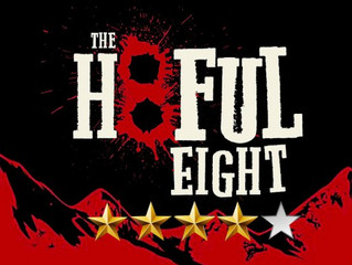 Hateful 8 REVIEW