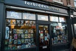Forbidden Planet Dublin