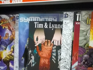 Tim and Lynne Now for sale at Dublin City Comics and Collectibles