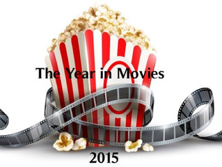 My year in Movies review 2015