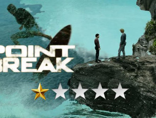 Point Break, Strangerland, The 33 film reviews.