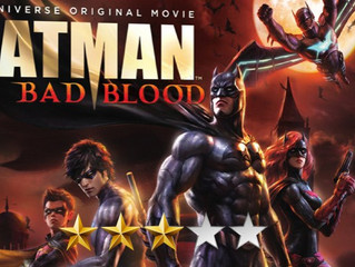 Movie Review: Batman: Bad Blood
