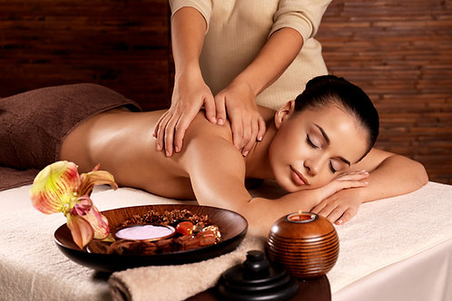 Trad. Thai Massage 60 Min.