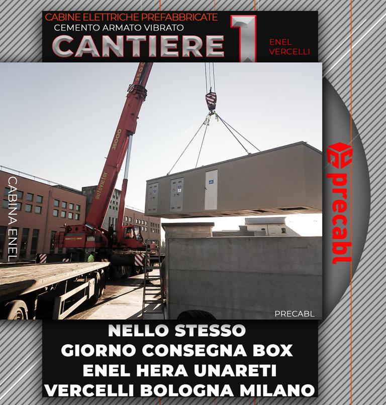 #cabinaenel #cabinaenelvercelli #scaricocabina #cabinaomologata #dg2092 #dg2061 #cabineomologate #cabineelettricheprefabbricate
