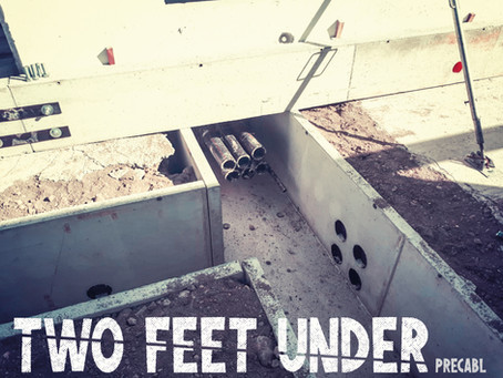 Two feet under | Precabl Cabine Elettriche Prefabbricate a Pannelli