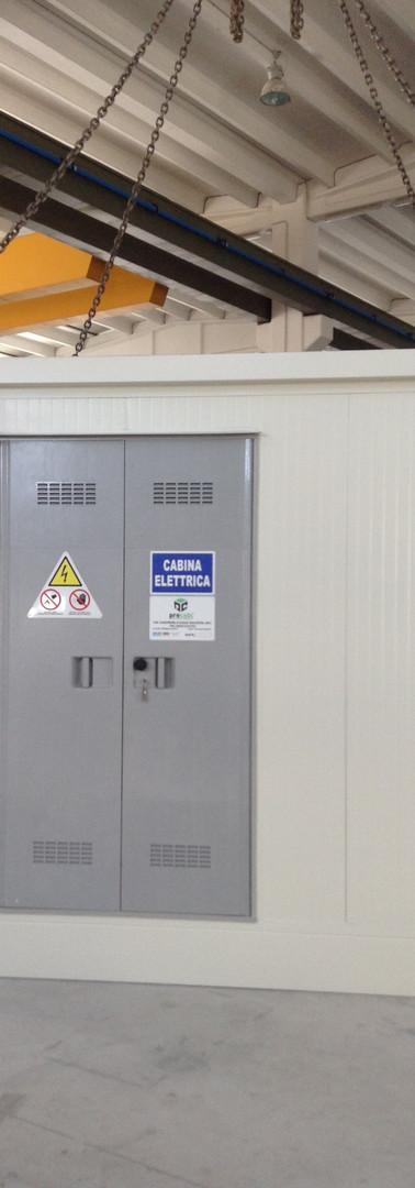 shelter precabl cabine elettriche prefabbricate