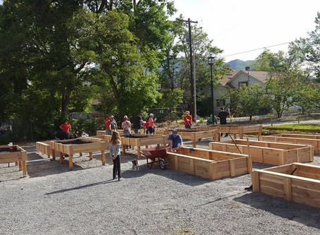 Lowe's Heroes to Build ADA and Senior Friendly Garden Plots at Junior League of Ogden's Oasis Commun