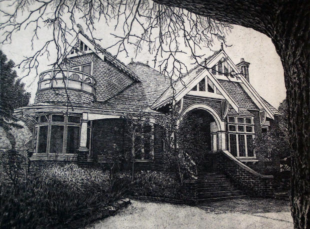 Shameen, the residence of Dr Colin Holden