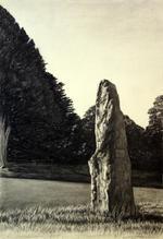 Monument Near Mt Moriac
