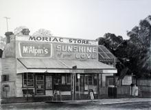 The Moriac Store
