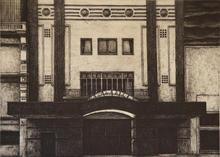 The silent theatre