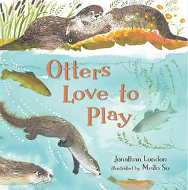 Otter love to play.jpg