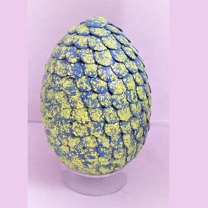 Green Textured 2.75 inch Dragon Egg