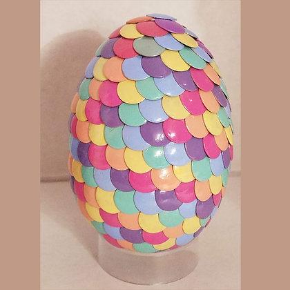 Pastel Rainbow 2.75 inch Dragon Egg