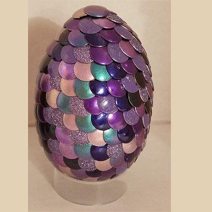 Purple 2.75 inch Dragon Egg