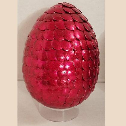 Red 3 inch Dragon Egg