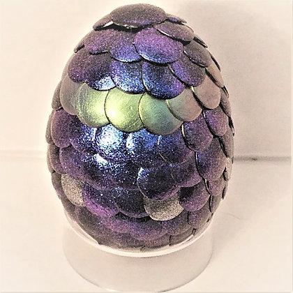 Purple Colorshift 2 inch Dragon Egg