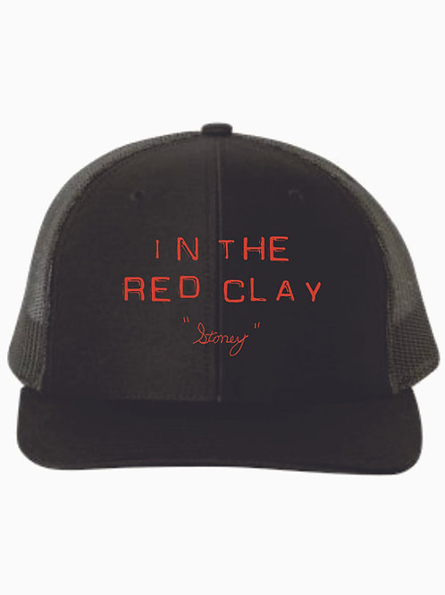 In The Red Clay Black with Mesh