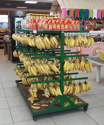 Expositor de Bananas