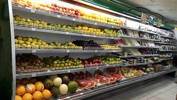 Balcão Expositor Hortifrúti Refrigerado