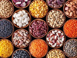 Leguminosas: a grande fonte de proteína vegetal