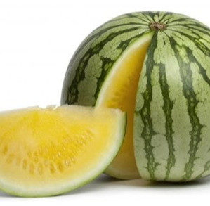 Mais doce e com menos sementes, melancia amarela cresce no mercado brasileiro