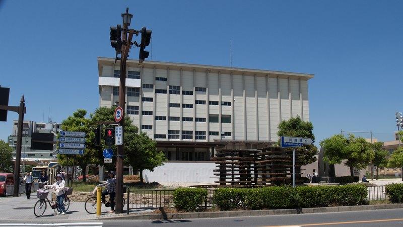市民会館整備など大型プロジェクト