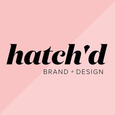 hatch'd