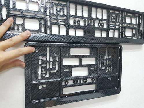 Carbon Fibre Plate Holder