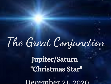 The Great Conjunction 2020