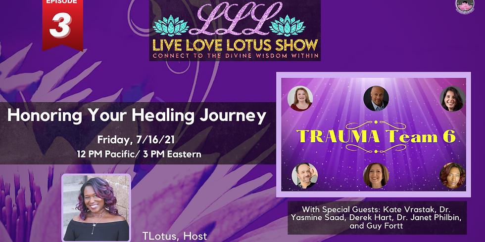 Triple L: The Live Love Lotus Show - VIP Experience - 7/16/21