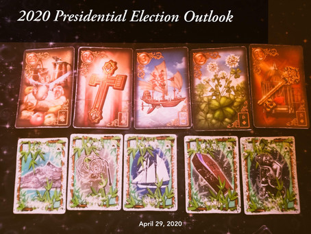 Lenormand 2020 Presidential Election Outlook