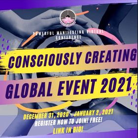 Consciously Create Your 2021