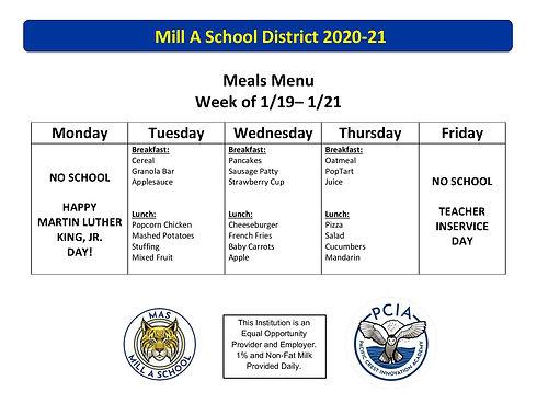2020-21 Meals Menu Week 20 _ 1_19_21-1_2