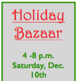 Holiday Bazaar 2016