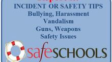 Safe Schools Alert