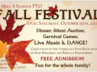 2016 PTO Fall Festival