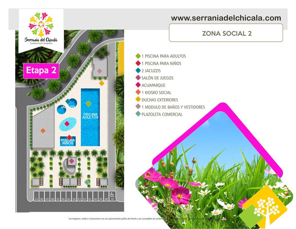 Etapa 2. Zona Social 2