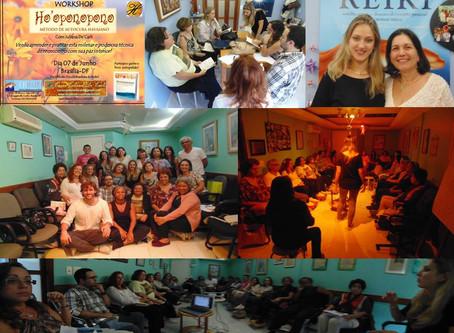 Workshop de Ho´oponopono na Ebreiki em Brasília. Você tem um espaço ou um grupo? Leve este workshop